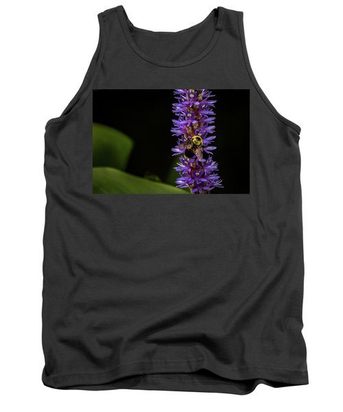 Tank Top featuring the photograph Pollen Collector 3 by Jay Stockhaus