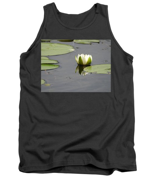 Tank Top featuring the photograph Pond Beauty by Betty-Anne McDonald