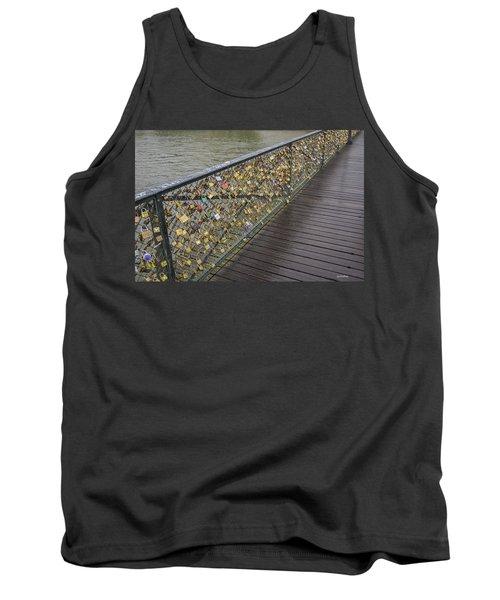 Pont Des Artes Tank Top