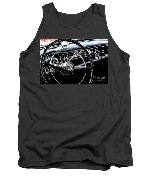 Tank Top featuring the photograph Pontiac Gto by Brad Allen Fine Art