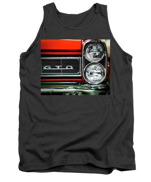 Pontiac Gto Tank Top