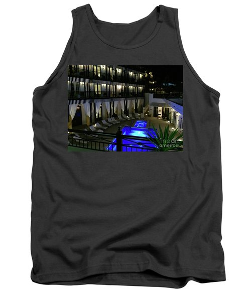 Poolside At The Pearl Tank Top