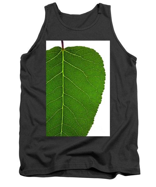 Poplar Leaf A Key To Biofuels Tank Top
