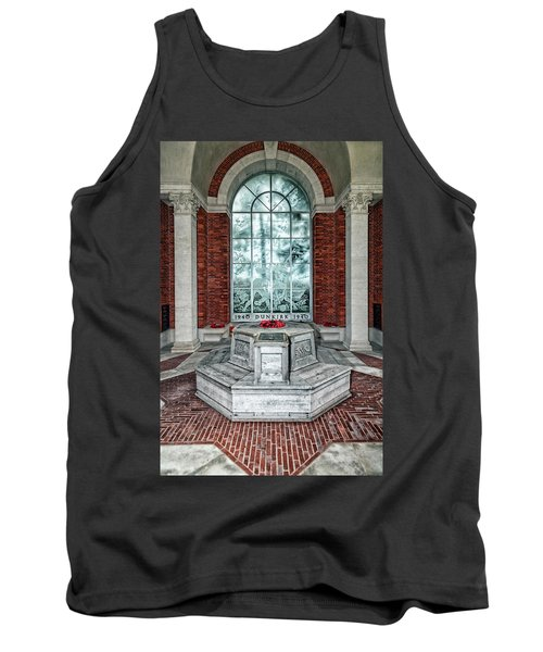 Poppies At Dunkirk Tank Top