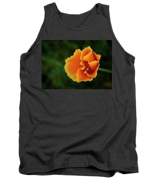 Poppy Orange Tank Top