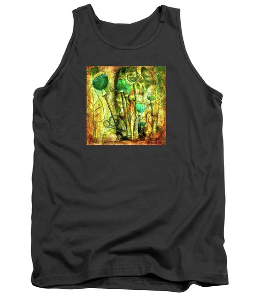 Poppy Pods Tank Top
