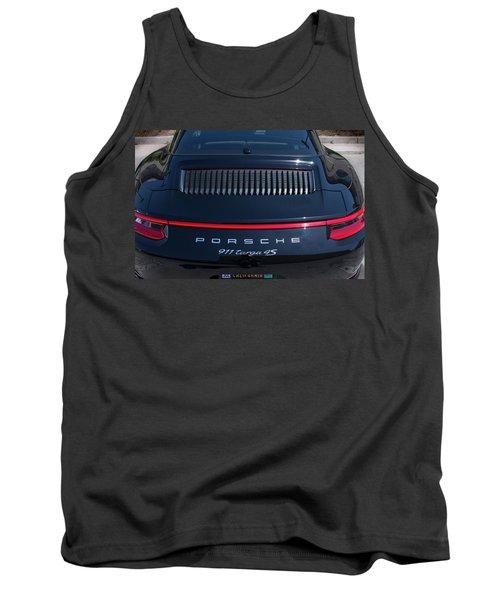 Porsche 911 Targa 4s Tank Top