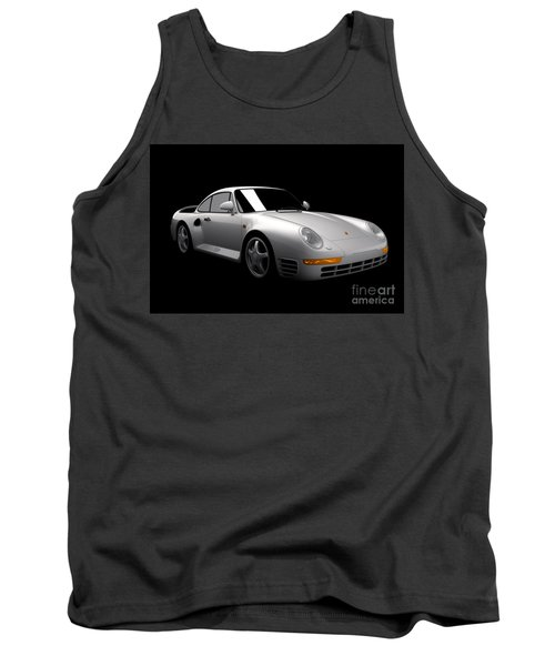 Porsche 959 Tank Top