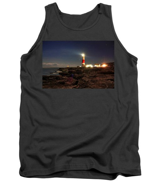 Portland Bill Lighthouse Tank Top