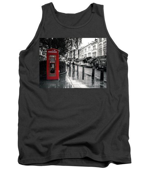 Portobello Road London Tank Top