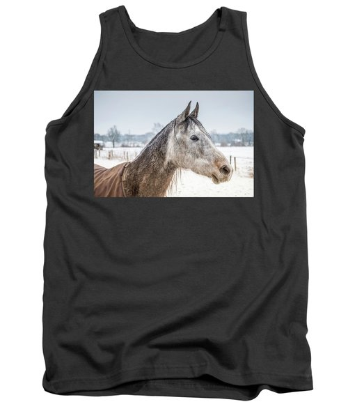 Portrait Amigo Tank Top