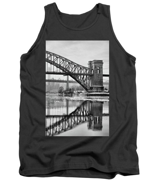 Portrait Of The Hellgate Tank Top