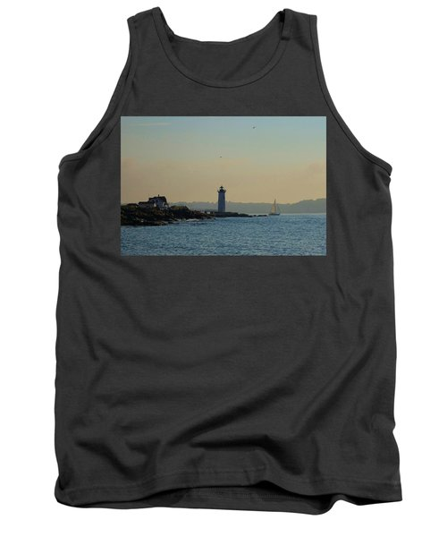 Portsmouth Harbor Lighthouse Tank Top