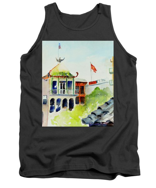 Portsmouth Square Tank Top