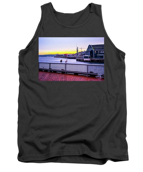 Posted  Tank Top