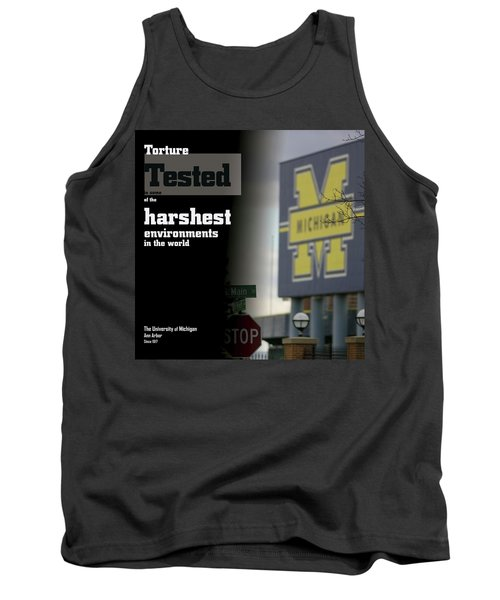 Poster Of The Big House Tank Top