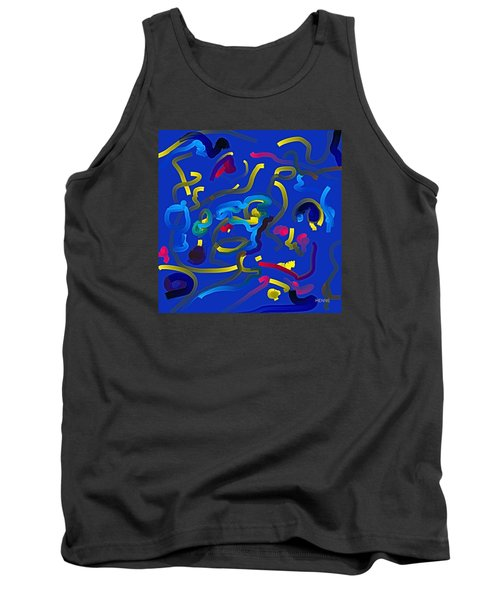 Potential Tank Top by Robert Henne