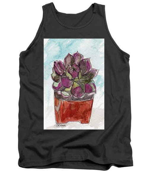 Potted Cactus Tank Top