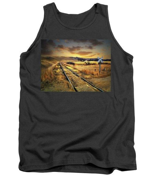 Prairie Tracks Tank Top