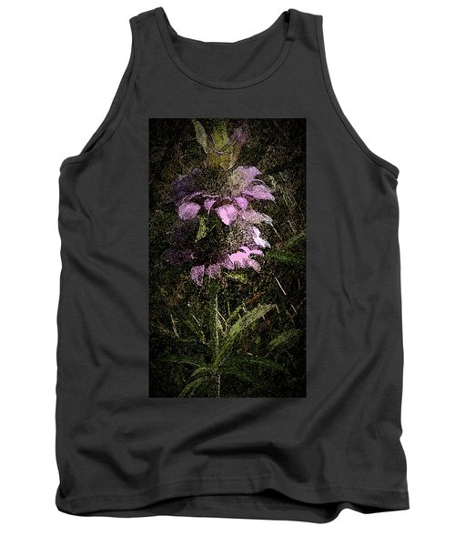Prairie Weed Flower Tank Top