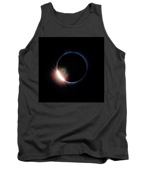 Pre Daimond Ring Tank Top