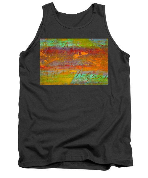 Prelude To A Sigh Tank Top
