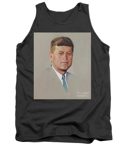 portrait of a President Tank Top