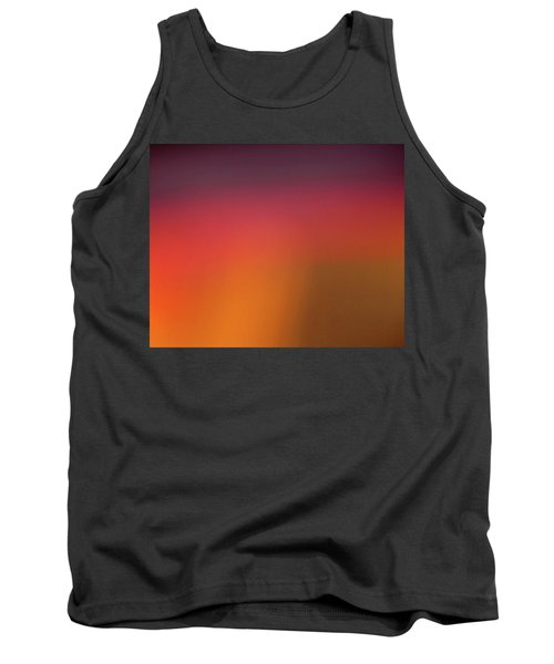 Tank Top featuring the photograph Pretend Sunrise by CML Brown