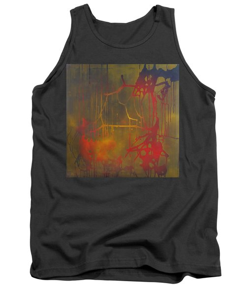 Pretty Violence Tank Top by Eric Dee