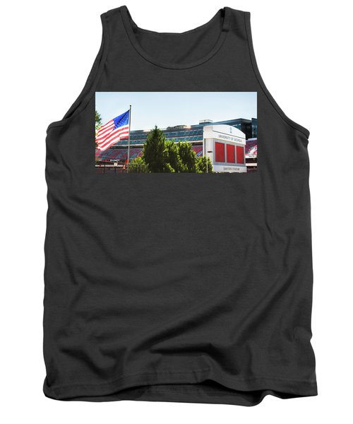 Tank Top featuring the photograph Pride Of Athens by Parker Cunningham