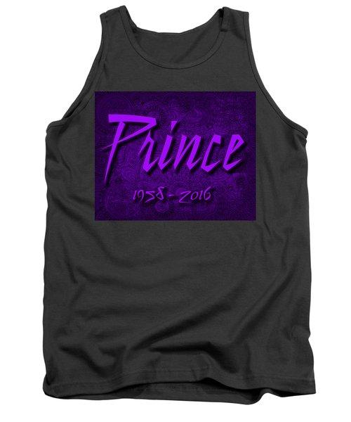 Prince Memorial Tank Top