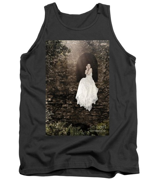 Princess In The Tower Tank Top