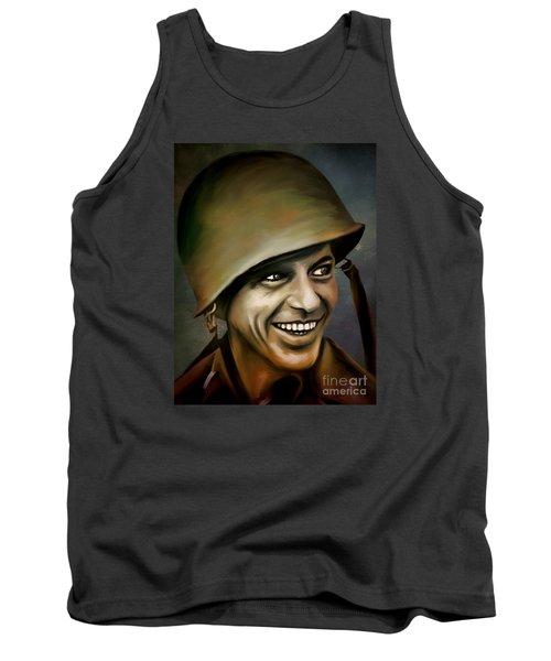 Frank Sinatra 1958 Tank Top