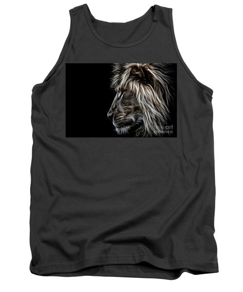 Profile Of A King Tank Top