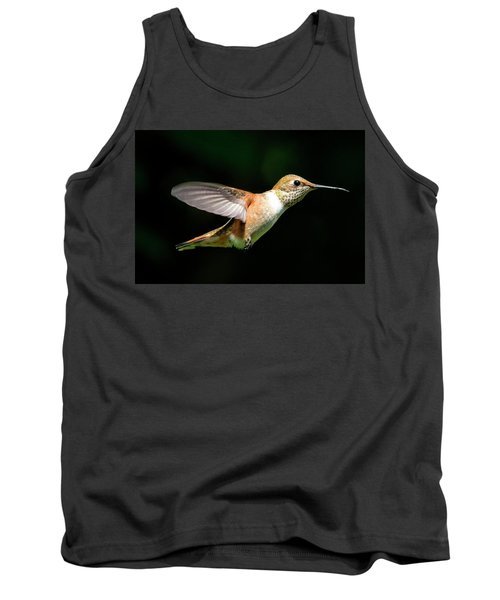 Profile Tank Top by Sheldon Bilsker