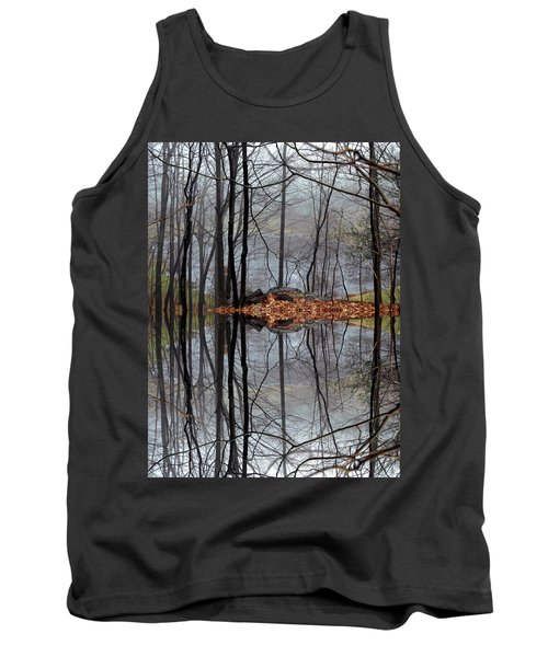 Projecting Contentment Tank Top