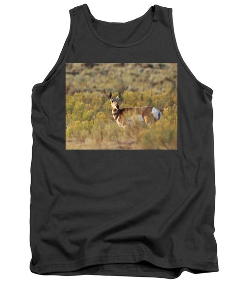 Pronghorn Doe Tank Top