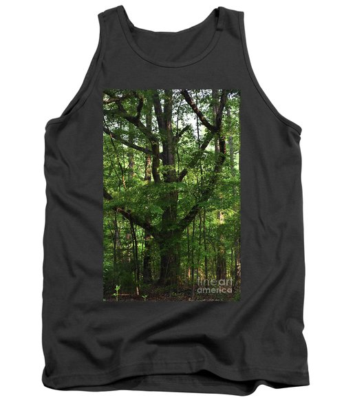 Tank Top featuring the photograph Protecting The Children by Skip Willits