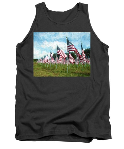 Proud And Free Tank Top