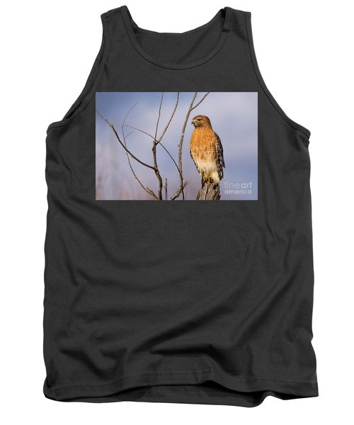 Proud Profile Tank Top by Charles Hite