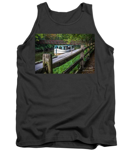 Providence Metropark Erie Canal  Tank Top