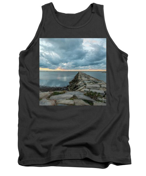 Provincetown Breakwater #3 Tank Top