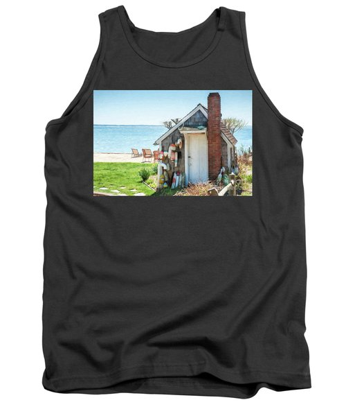 Provincetown Shed Tank Top