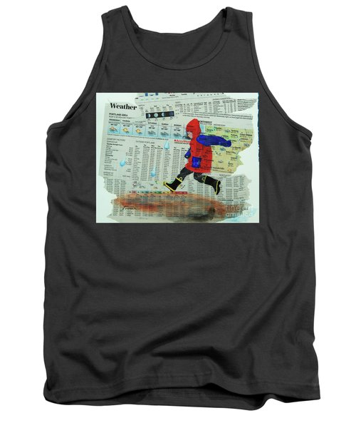 Puddle Jumping Tank Top