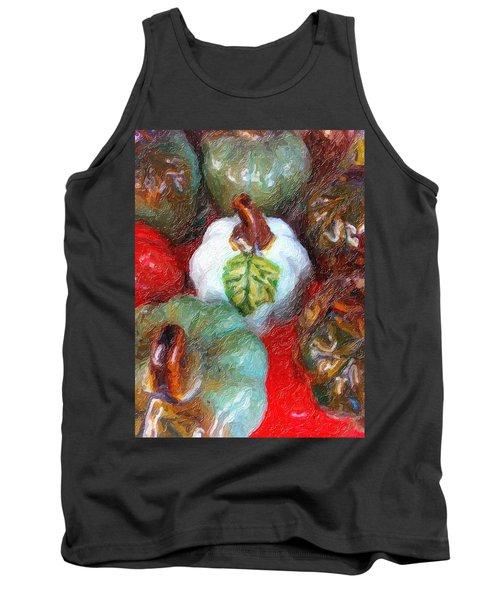 Pumpkins, Pumpkins...everywhere Tank Top