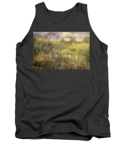 Cat O Nine Tails Going To Seed Tank Top