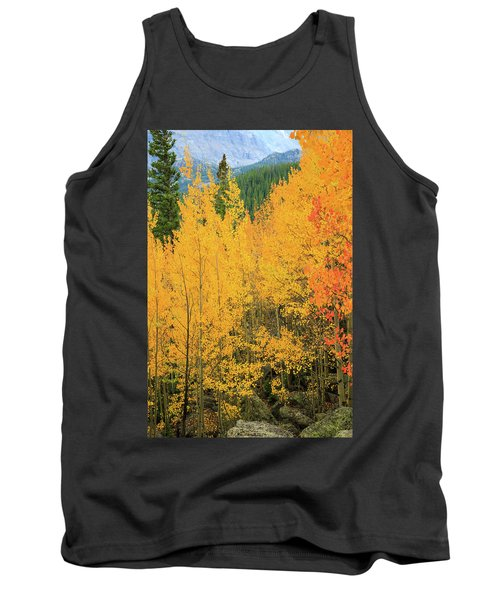 Pure Gold Tank Top