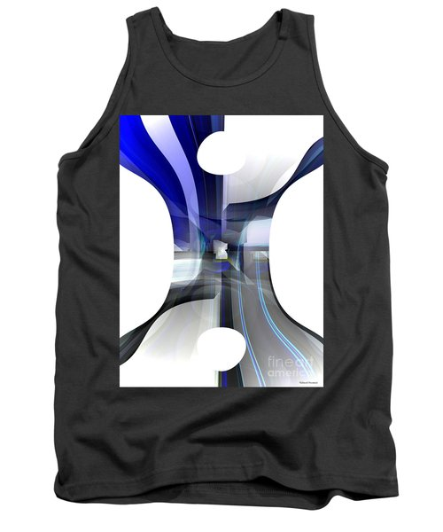 Purity Tank Top by Thibault Toussaint