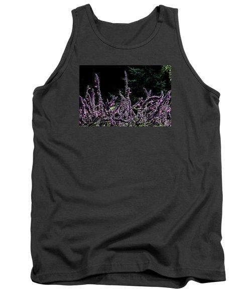 Purple Beauty Tank Top