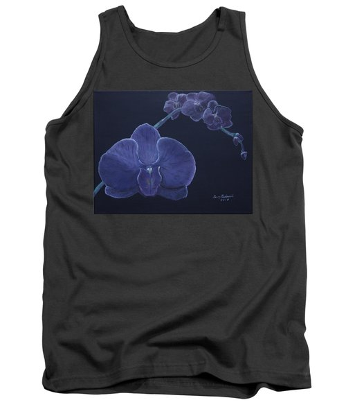 Purple Orchid Tank Top